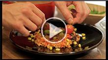カルローズで作るおいしいジャンバラヤのレシピ動画をYouTubeでご紹介しています。