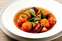 【スープ】 カルローズボールのブイヤベーススープライス