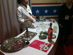 FOODEX JAPAN 2012 カルローズ試食サンプリング実施のご案内