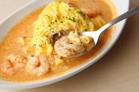 <アメリカ米 カルローズ/冬のメニュー提案>寒い冬には温かいスープとごはんスープ・カルローズの新メニュー『カル雑炊』が登場