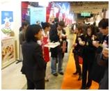 今年も「FOODEX JAPAN 2013」に参加!カルローズ試食サンプリングを行いました