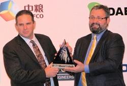 カルローズ米がThe Rice Trader主催「ワールド・ベスト・ライス」コンテストで、同点1位に!