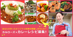 あなたの作ったオリジナル料理を掲載しませんか?