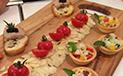 カリフォルニアが本拠のアパレルブランド「BANANA REPUBLIC」のイベントでカルローズのライスサラダが登場