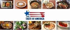 """約50店舗が参加、アメリカを食べ尽す""""TASTE OF AMERICA 2016""""10/1~10/14開催!カリフォルニア米「カルローズ」を使った多彩なメニューを21店舗で提供"""