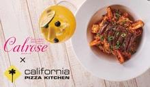 カルローズ×カリフォルニアピザキッチン
