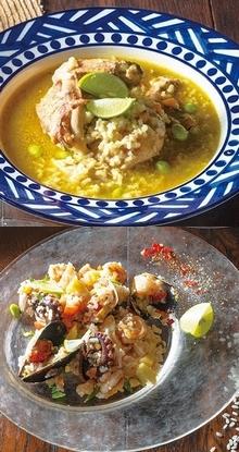TOROtokyo雑炊とライスサラダ