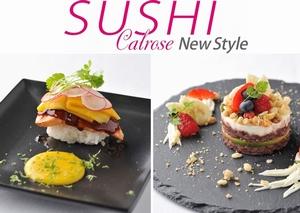 """""""SUSHI カルローズ ニュースタイル""""をホテルで提供、第6回「カルローズ」料理コンテスト2018の入賞・優秀賞2作品のメニュー化決定!"""