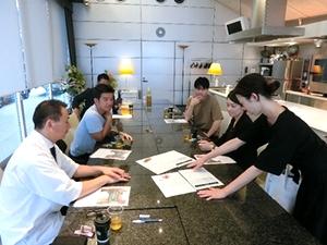 第7回「カルローズ」料理コンテスト2019 一次審査終了!ファイナリスト選出